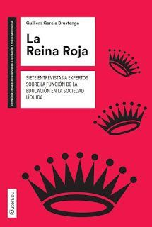 La Reina Roja 📕, el libro de entrevistas de la sociedad actual