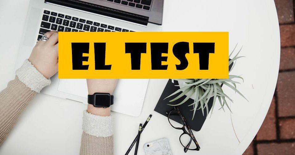 TEST de Habilidades Digitales 6