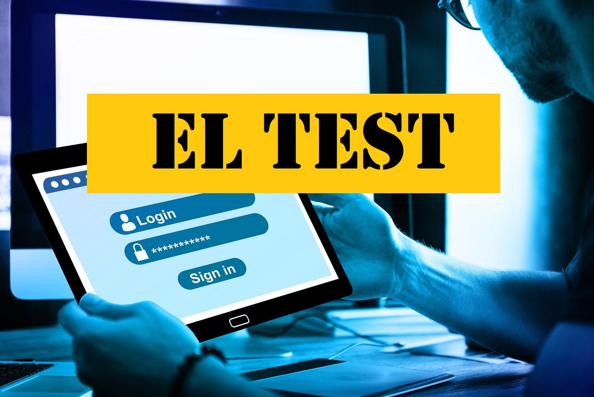 Test: ¿Tienes una buena contraseña? 🔑 13