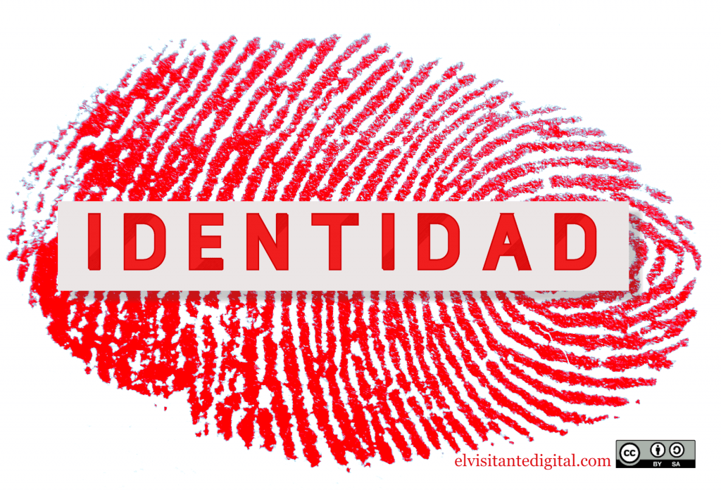 Identidad digital, huella y reputación online. La huella digital contribuye a tu identidad digital